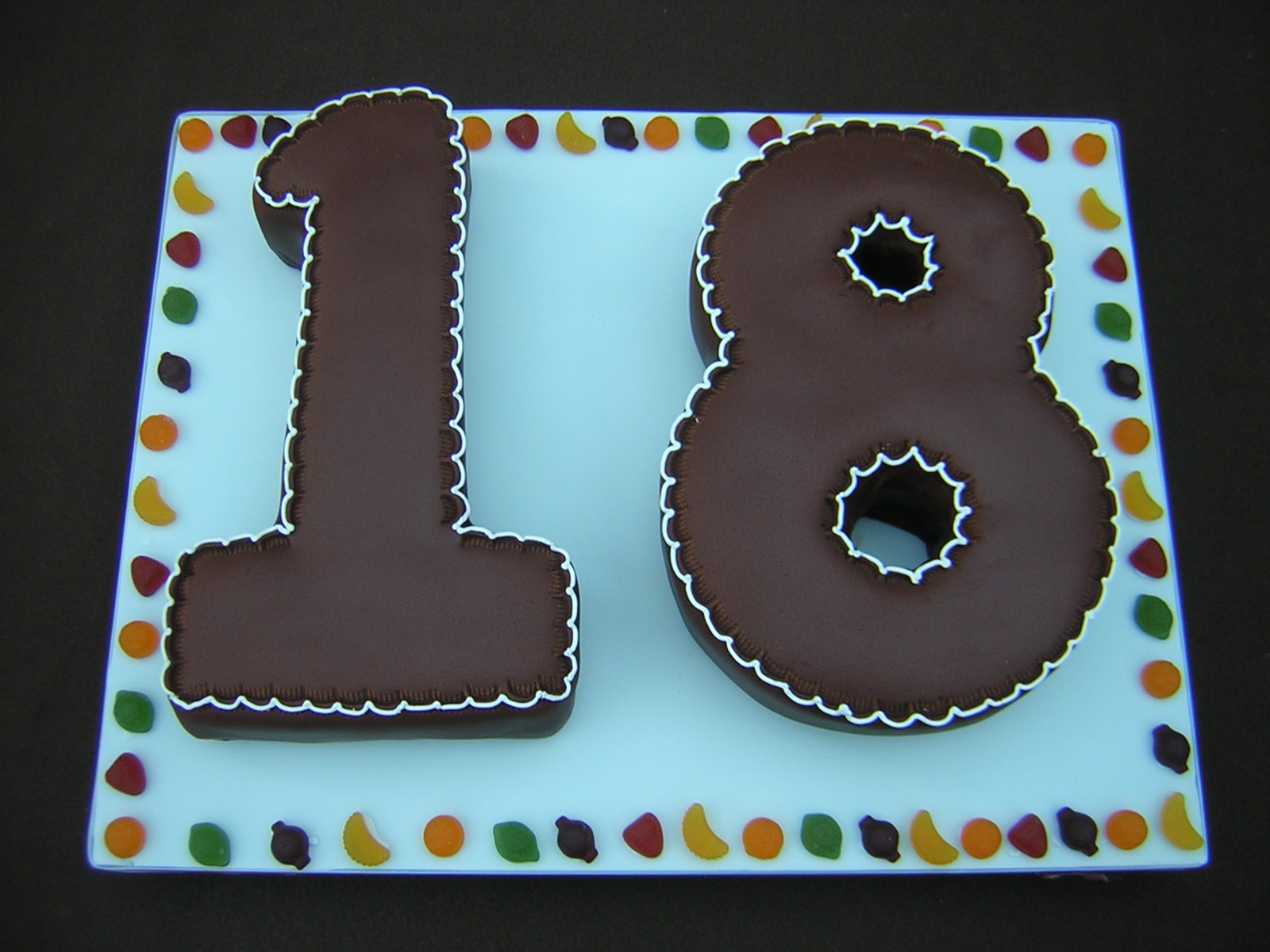 Index Of Wp Content Gallery Birthday Cakes 18th Amp 21st
