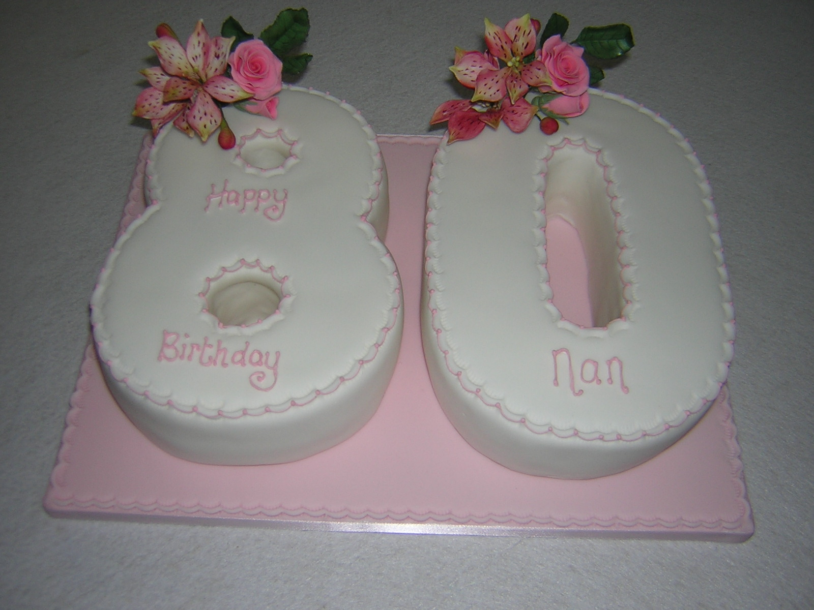 Images Of Th Birthday Cakes For Ladies