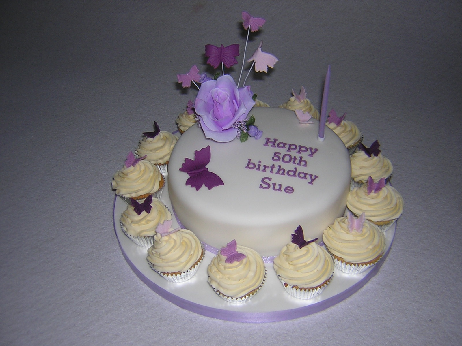 Birthday Cake Ideas With Cupcakes : Cupcake Cakes - Julie s Creative CakesJulie s Creative Cakes