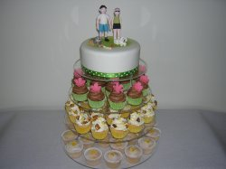 colourful-cup-cakes-with-dogs