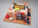 Julie's Bob The Builder Birthday Cake