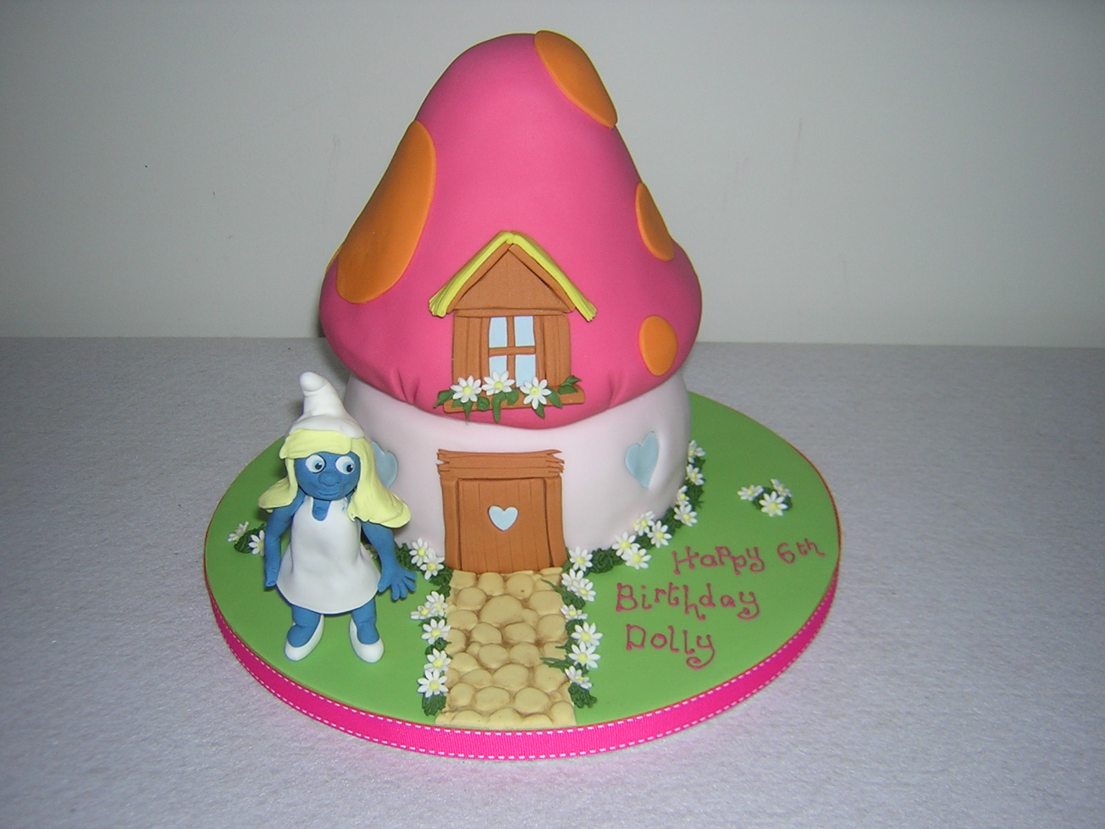 smurfette-her-house