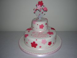 2-tier-flower-cake-with-flower-suprises