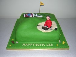 les-60th-golf-cake