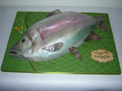 trout-cake