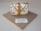 Julie's Louis Vuitton Handbag Cake