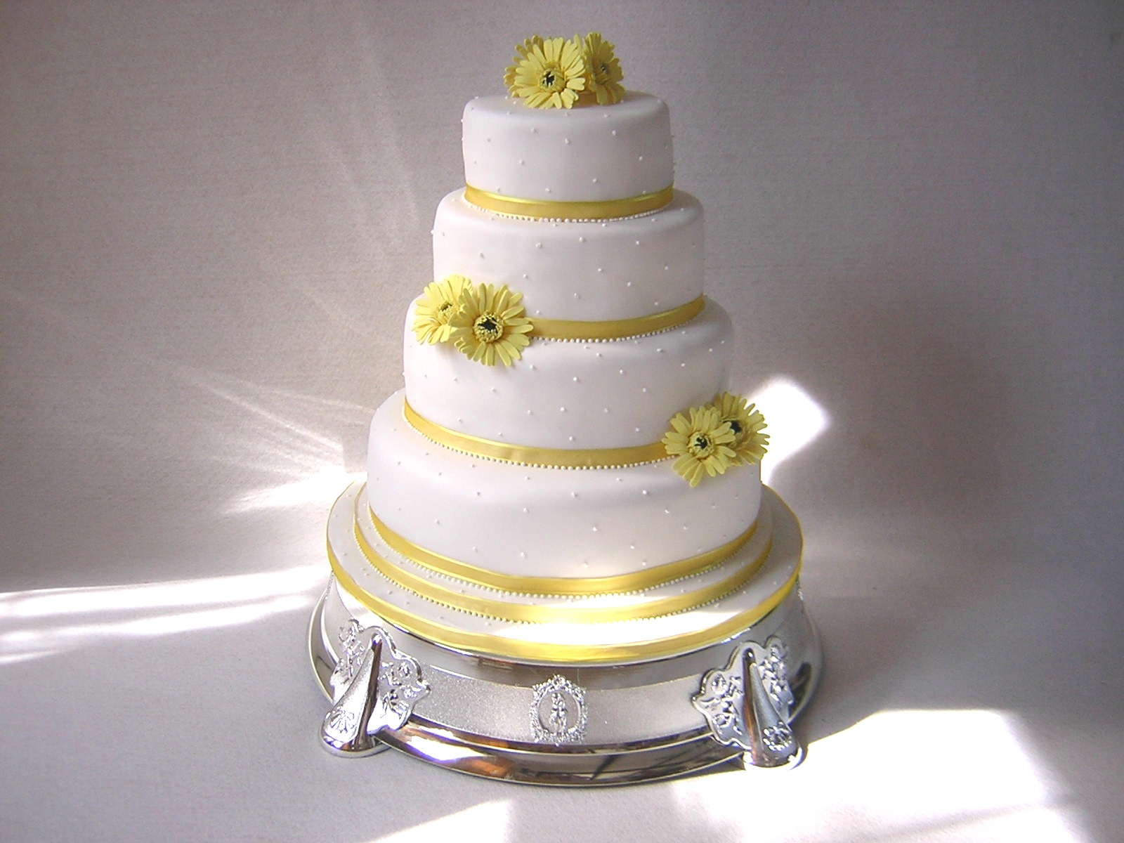 Tiered Wedding Cake Prices